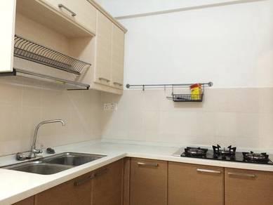 Aman Heights Condo Seri Kembangan Apartment Bukit Serdang BS 5 Corner