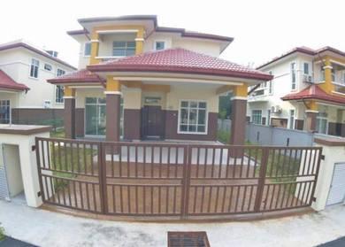 Bungalow, Banglo Taman Bajuri, Olak Lempit,Banting,4000sqft, NEW House