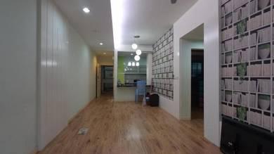 Fully furnised alam damai condominium 4th flr kota kinabalu