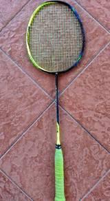 Yonex Astrox 77 yellow 3U. Japan