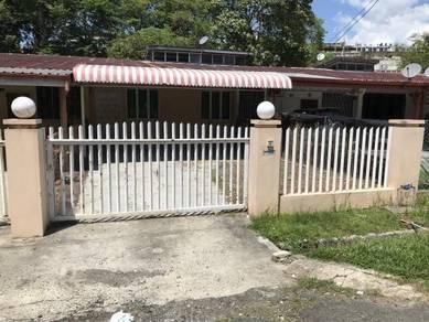 Taman Century | Terace House | Single Storey | 3Rooms | KK