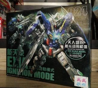 Gao Gao Gundam MG 1/100 Exia Ignition Mode
