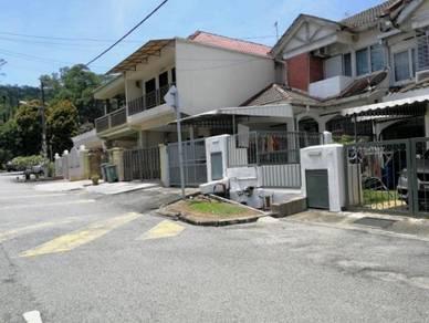 Double Storey Terrace Wangsa Budi, Wangsa Melawati, KL