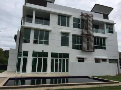 D Banyan Bungalow with PRIVATE SWIMMING POOL & Double Security guard