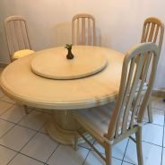 Dining Table (Self Collection)