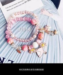 Roman Charm Bracelets J1814
