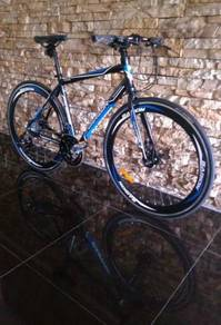 700C Hybrid Touring Basikal Road Bicycle - Factory