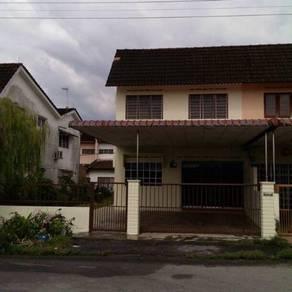 Taman assamara 2 storey corner house - Taiping