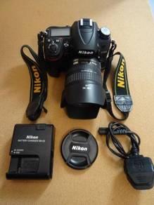 Nikon D7000 + 2 Nikon Lenses Superb