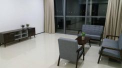 The capers, almost furnished, near kl city 2+1room unit