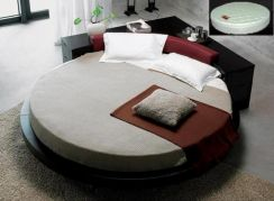 Round Soft Bed Model: QOA-CNY01