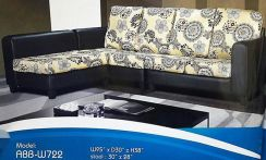 Roxi l-shape sofa-8722