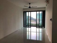 Infiniti 3 residency near rampai lrt station with 2 parking
