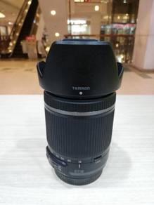Tamron 18-200mm f3.5-6.3 di ii vc lens-canon