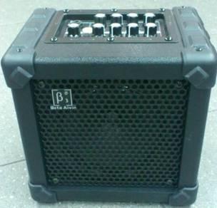 Beta alvin amp