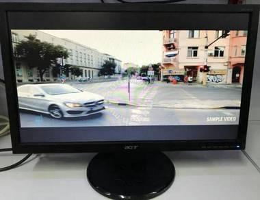 Acer v203hv lcd 30 pc monitor led