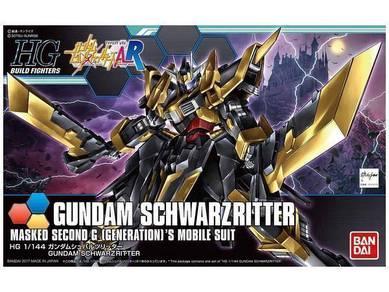 1/144 HGBF Gundam Schwarz Ritter Bandai