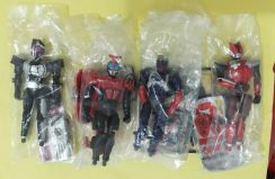 Decade Den o Kabuto Hibiki Kamen Rider/Masked