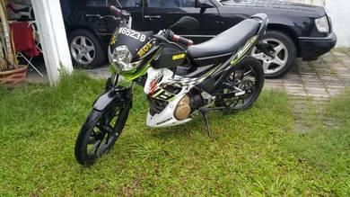 Suzuki belang 150r