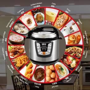 Iskra pressure cooker