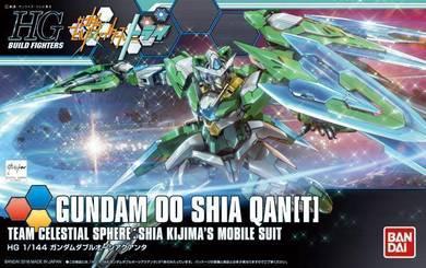 HG Gundam OO Shia QAN[T] Bandai