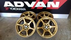 15 2nd sport rim ADVAN RACING