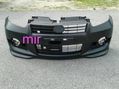 Bumper Myvi se2 se 2 Depan Front pp baru
