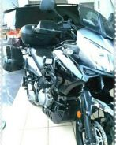 Preloved 2008 Suzuki V-Strom 1000