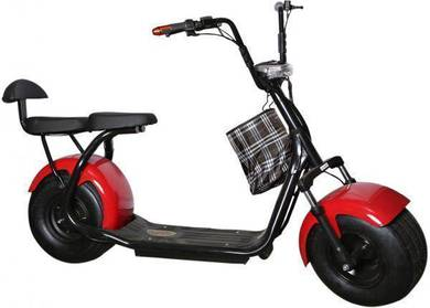 Electric Scooter Harley
