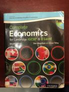 Complete Economics for Cambridge IGCSE & O Level