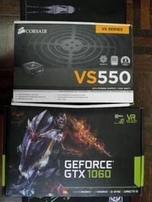 I7 Gtx 1060/Gtx 1070ti Gaming CPU