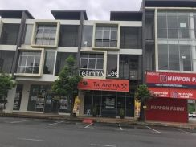 3sty Shop Kiara Business Centre Semenyih Mainroad
