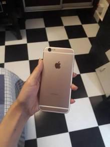 Iphone 6 Rosegold 16gb