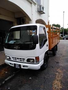Hicom MTB140 Wooden Cargo