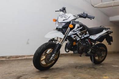 2015 Kawasaki KSR PRO 110 (Used)
