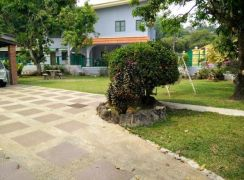 Tmn Melawati 2storey Semi-D freehold huge land 8323sf CORNER, Limited