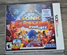 Sonic Boom : Fire and Ice Launch Edition