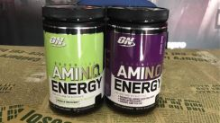 Protein OPTIMUM NUTRITION Amino Energy