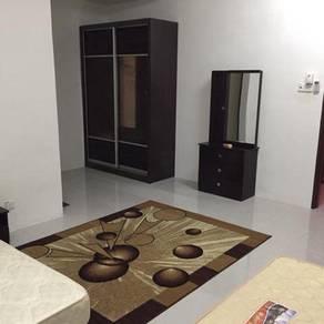 Bilik Master Bedroom Lakeville Seri Iskandar
