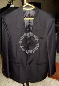 NEW Mens Dinner Lounge Suit & Pants - Black