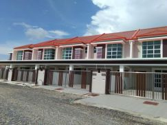 Miri Double Storey Terrace