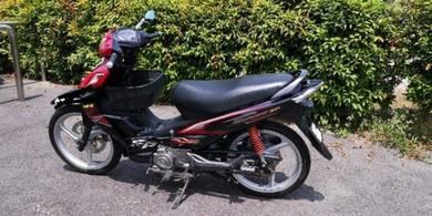 Suzuki shogun sp125