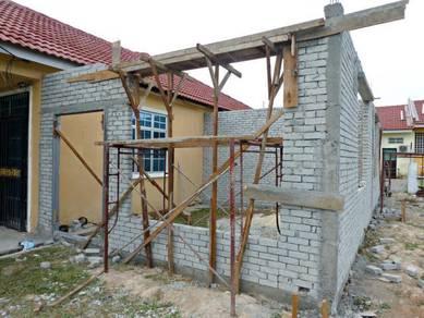 Kontraktor Ubahsuai Rumah, Pejabat & Kedai