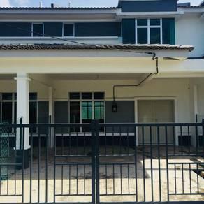 Double storey Batu berendam Melaka untuk disewa