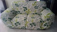 Large Luxury Modern Sofa 2 Seated with Cover 180cm