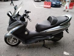 One Expat owner- Excellent condition- SYM VTS 200