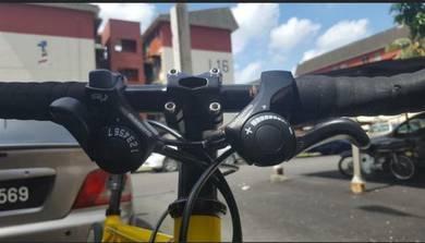 Basikal hybridbike (Gear)