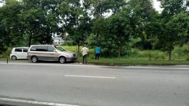Tanah MCL Tepi Jalan Area Lebuh Amj Pekan Alor Gajah