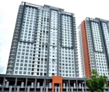 Cyberjaya, The Arc serviced apartment with 3 room, FULL FURNITURE