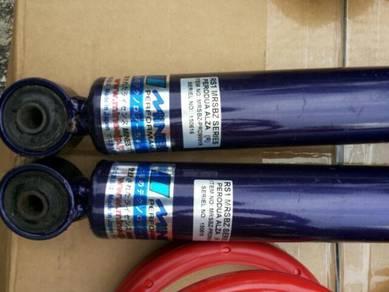 Adjustable ALZA mines hi Lo bodyshift